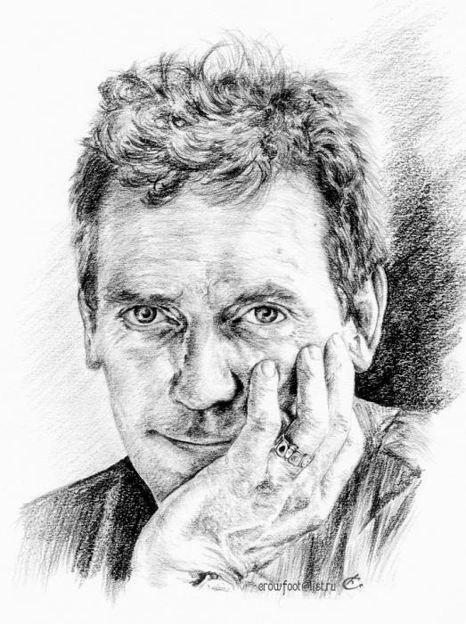 Hugh Laurie by TCrowfoot